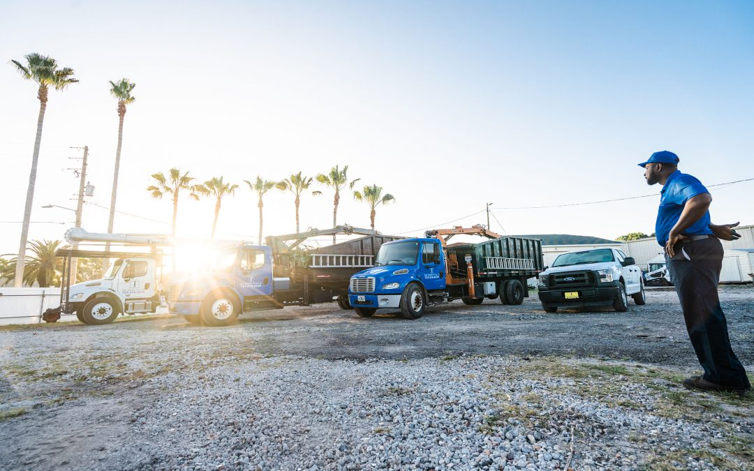 How Tucker Enterprise's Top-of-the-Line Equipment Helps the Our Team Take Great Care of Your Property