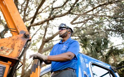 Have you been turned away by tree removal companies because they can't get into the spots you need them to? Here's the piece of equipment you should look for.